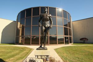 Weightlifting Hall of Fame - York BarBell