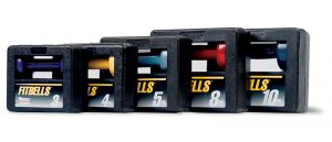 15015,15016,15017,15018,15019-York Vinyl Fitbell Sets