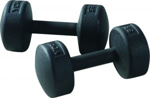 Legacy Solid Round Dumbbell