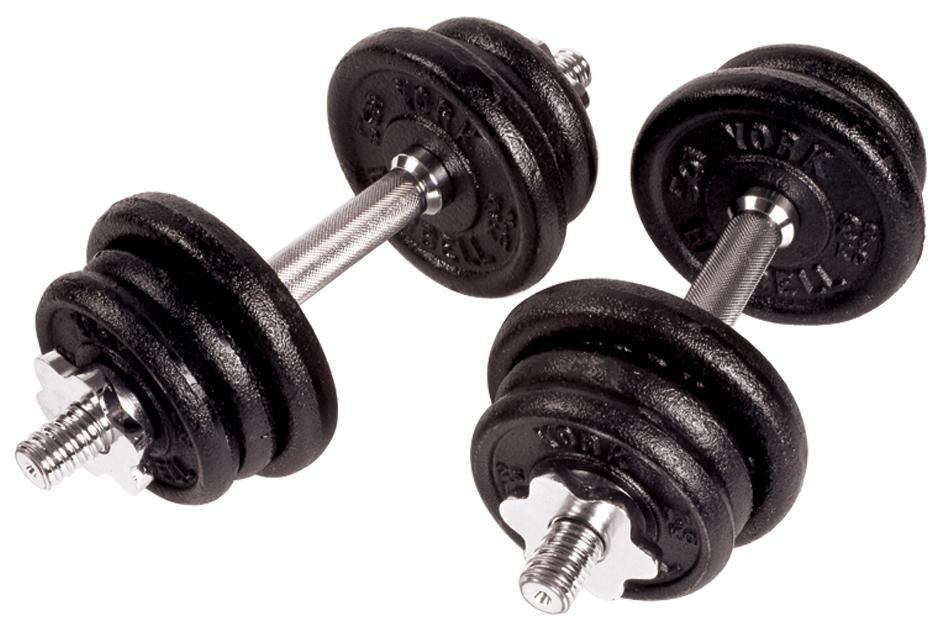 york legacy dumbbells. cast iron adjustable s/l dumbbell set york legacy dumbbells
