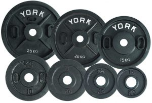 2807-2815- 2 Inch Calibrated Olympic Plates KG