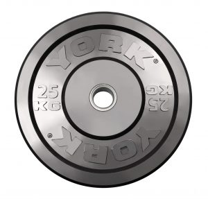 Bumper Plates | Rubber Weight Training Bumper Plates | York Barbell