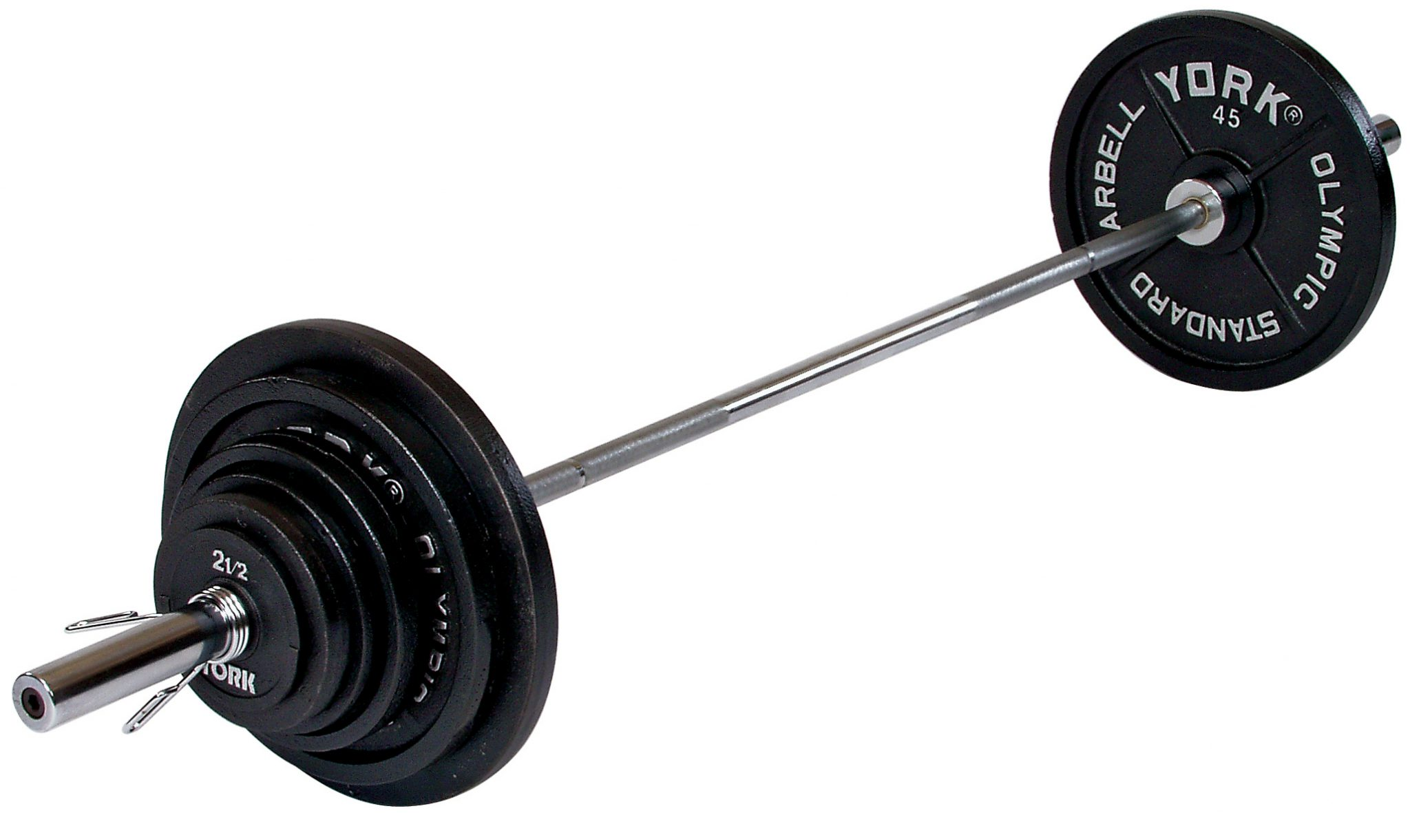 Olympic Weight Plate Set (210lb or 300lb set)