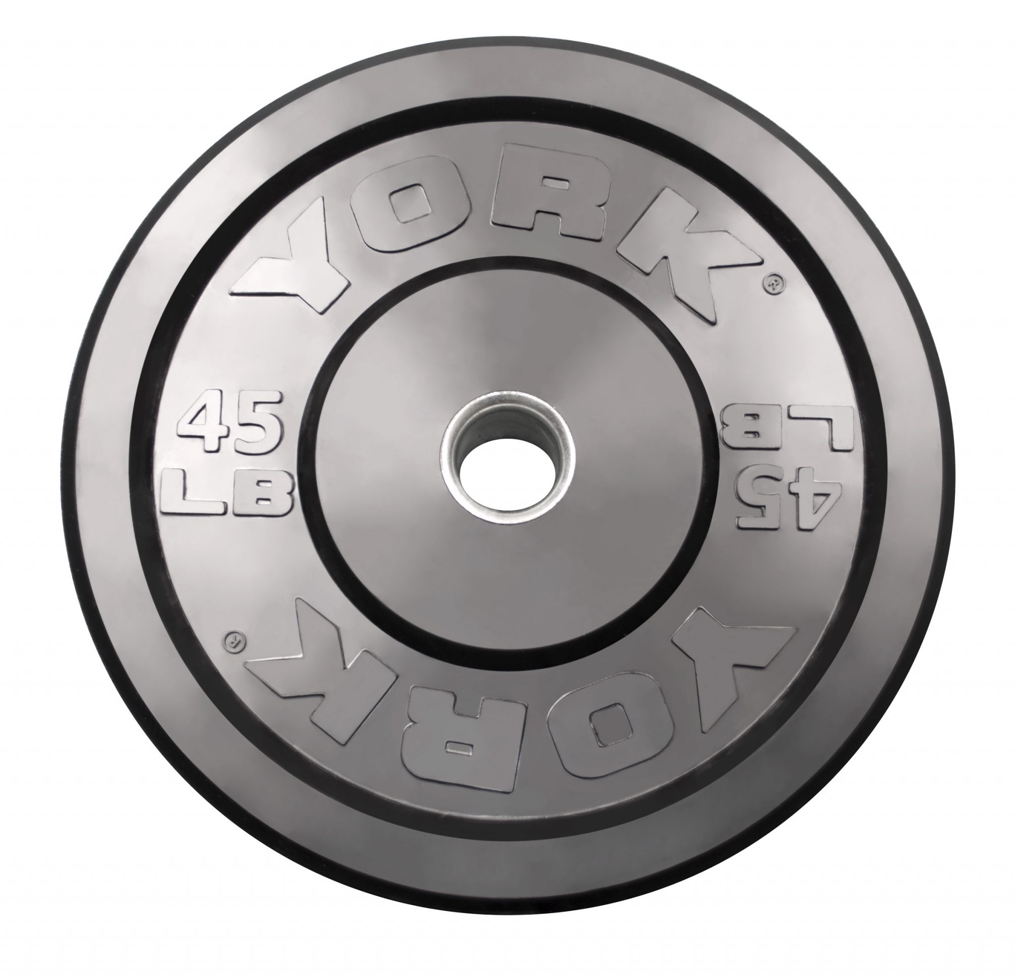 Bumper Plates - Olympic, Black