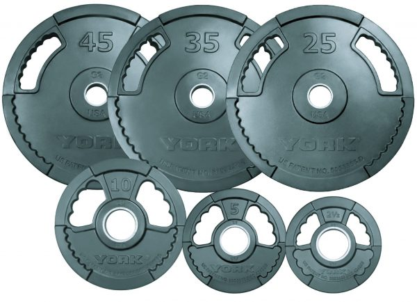 Rubber Olympic Weight Plate