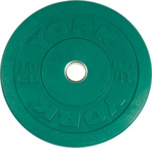 Bumper Plates - Color Green
