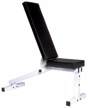 adjustable incline and decline bench press machine