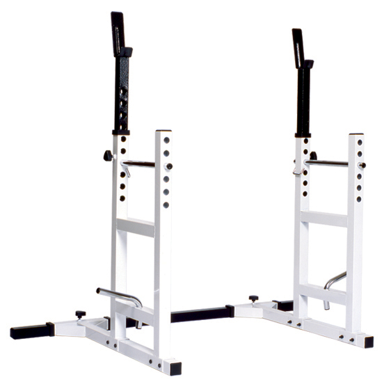 Pro Series 204 Squat Rack Barbell Support Gym Equipment