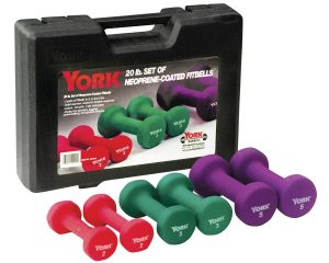 Neoprene Fitbell Set (Multi-Color) | Dumbbell Sets