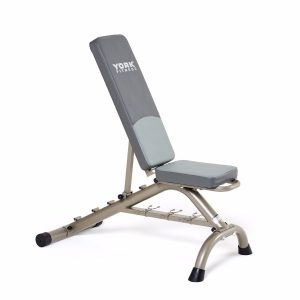 Multi-Position Fitness Bench Press w/ Fitbell Storage