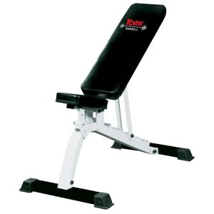 Flat-to-Incline Adjustable Utility Bench Press