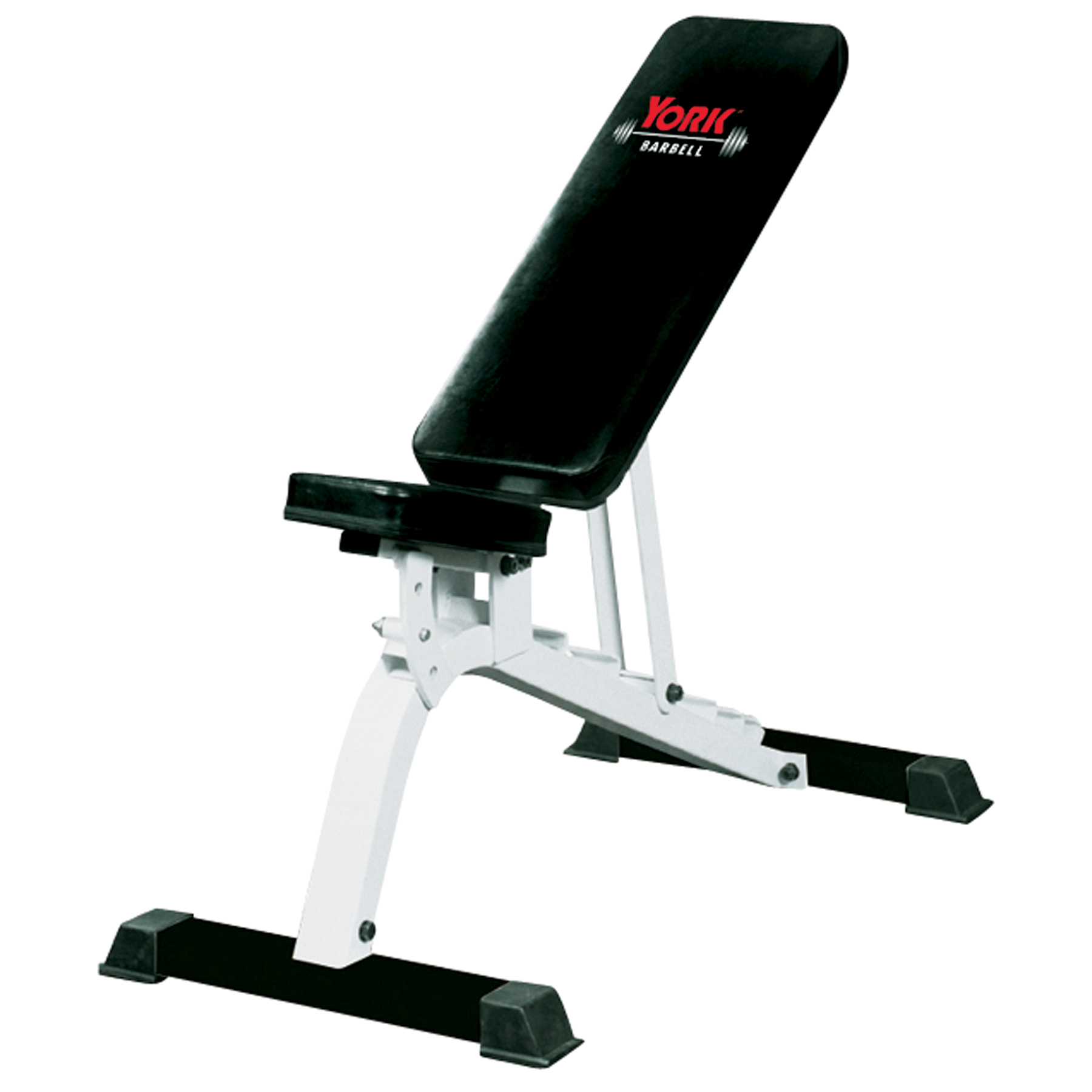 Flat To Incline Adjustable Utility Bench Press Fts Series York Barbell