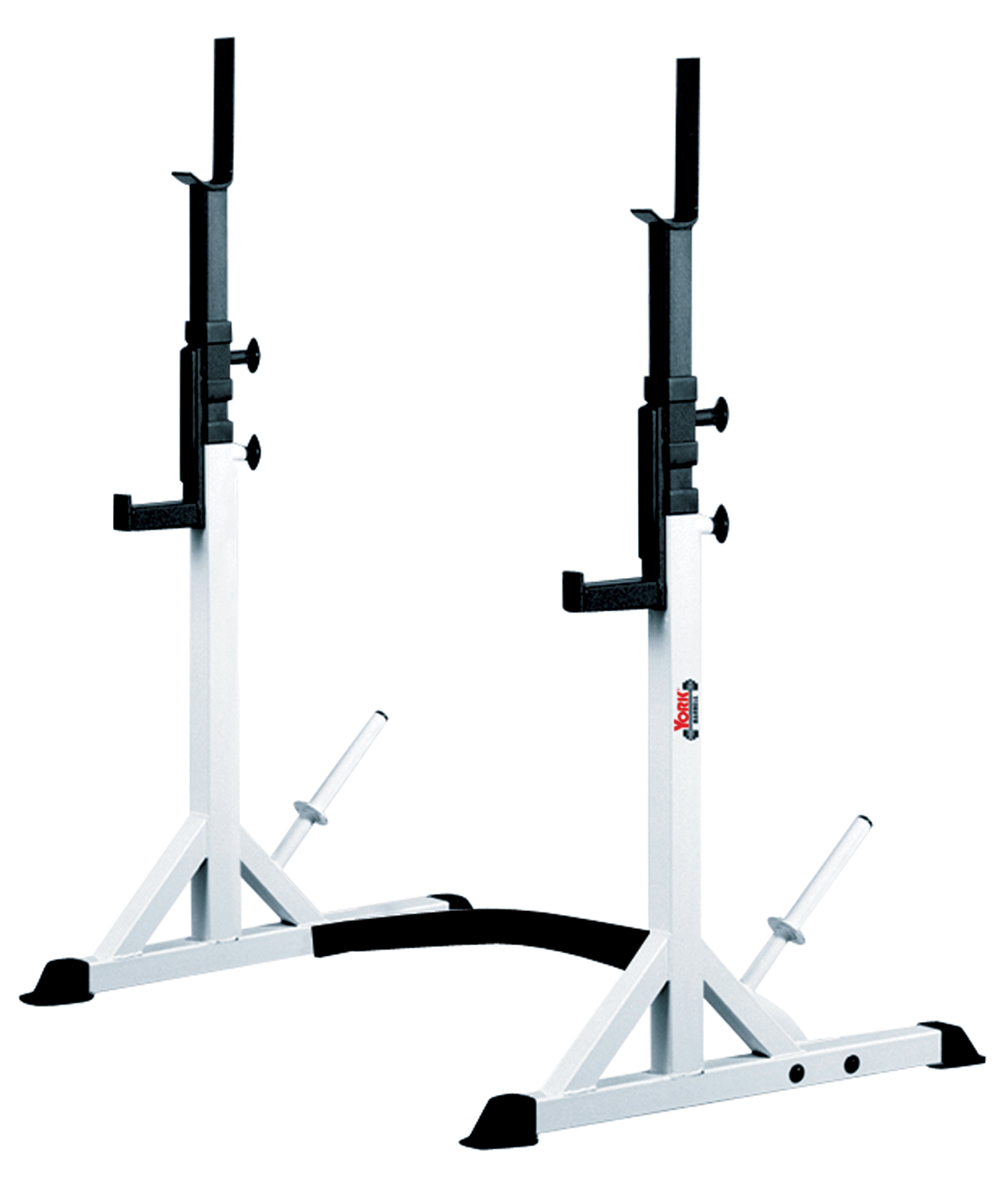 Fts press squat stands commercial gym equipment york for A squat rack