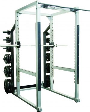 STS Power Rack with Hook Plates - York Barbell