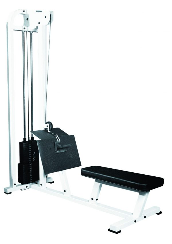 Low Seated Row Machine