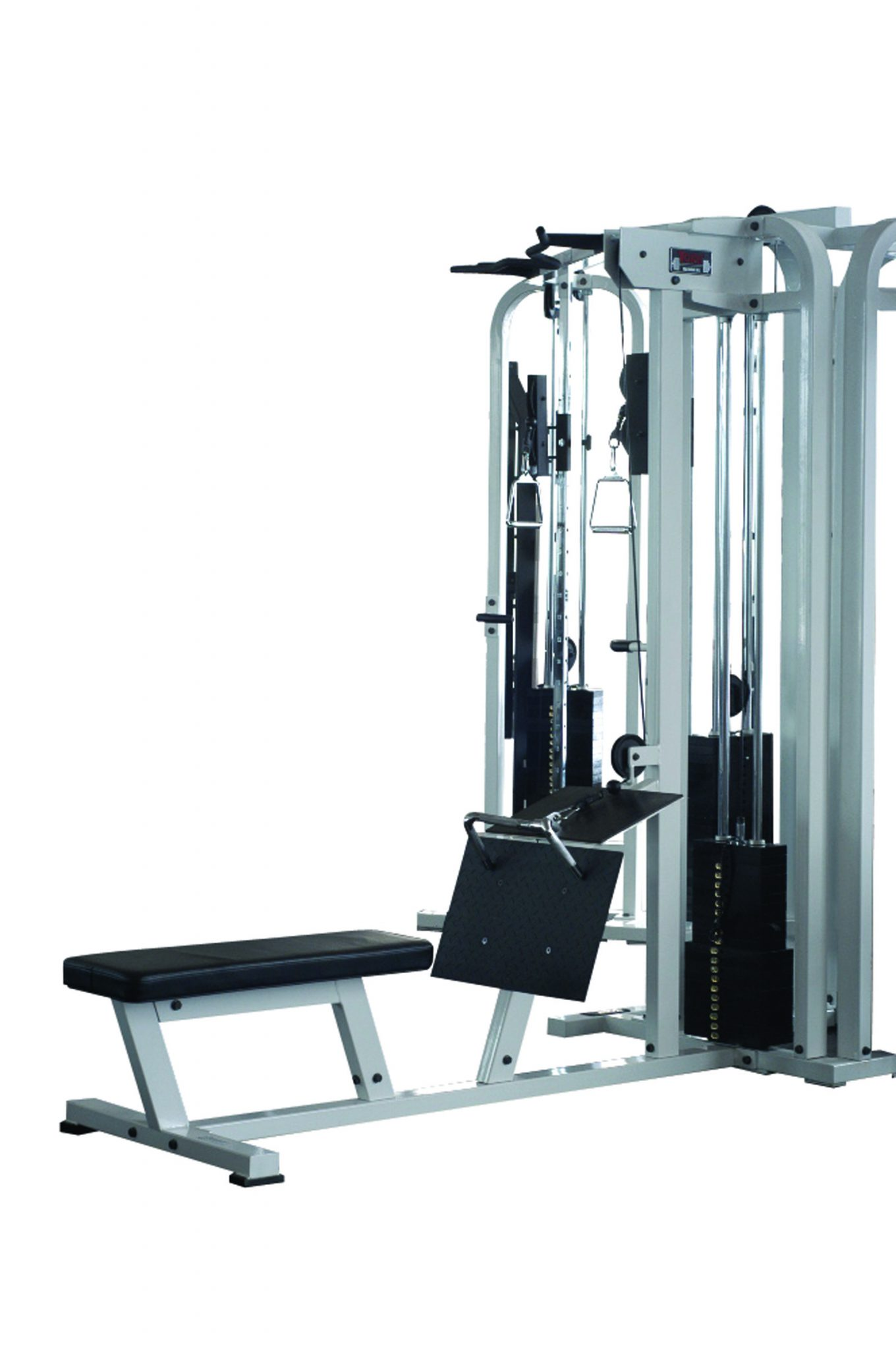 Low Seated Row Machine Commercial Gym Equipment York