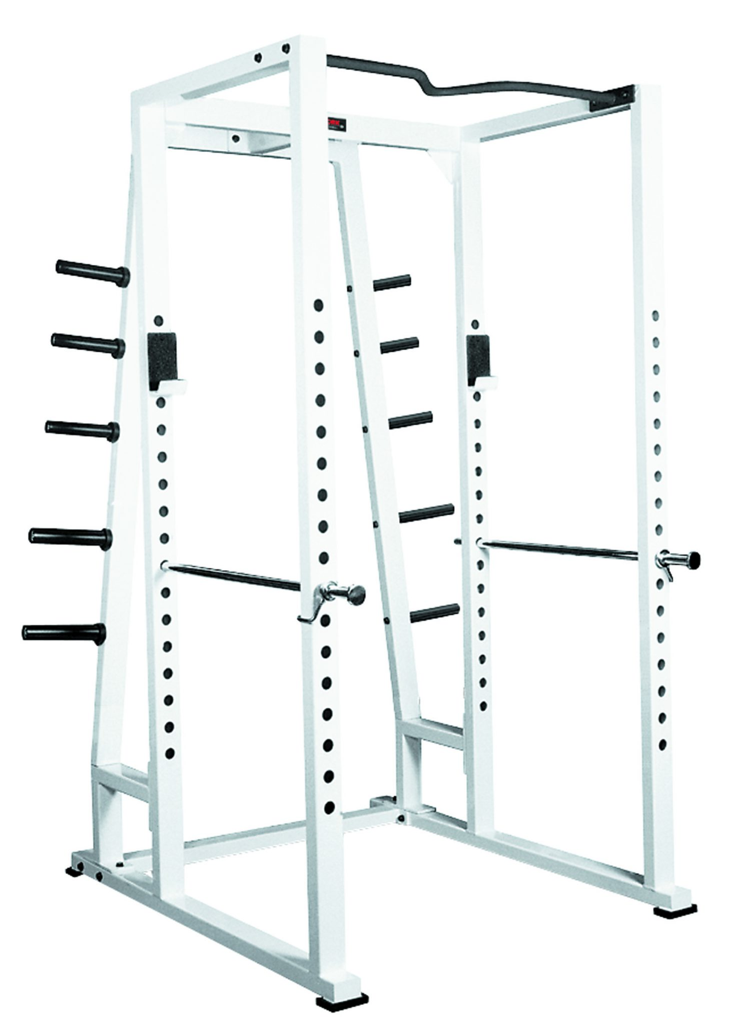 STS Power Rack with Weight Storage - York Barbell