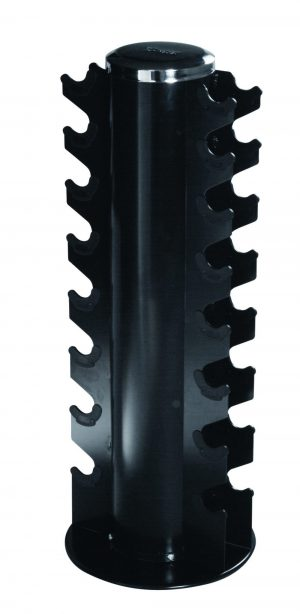 2 Sided Vertical Dumbbell Rack | Gym Equipment Storage | York Barbell