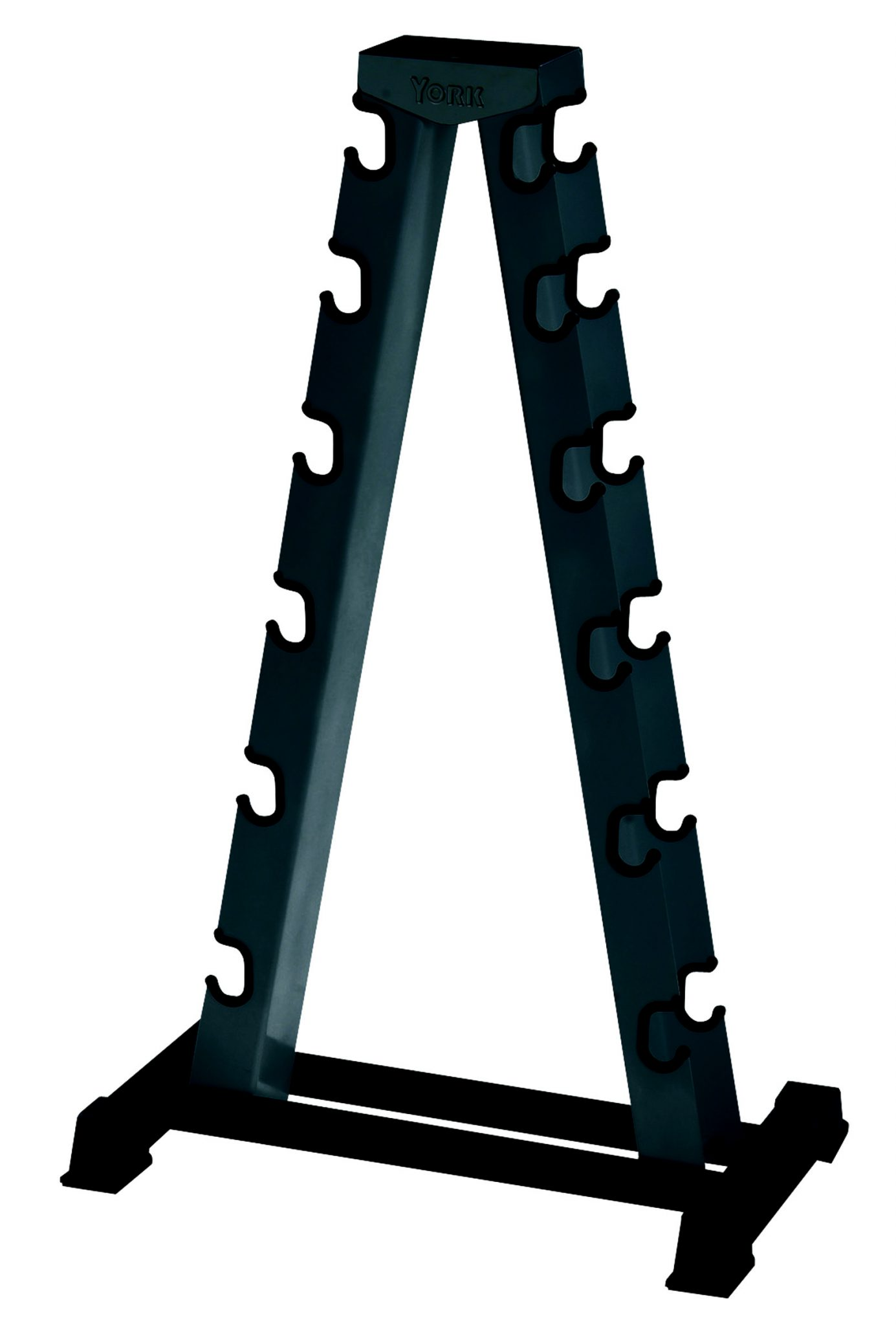 2 Sided A-Frame Dumbbell Rack
