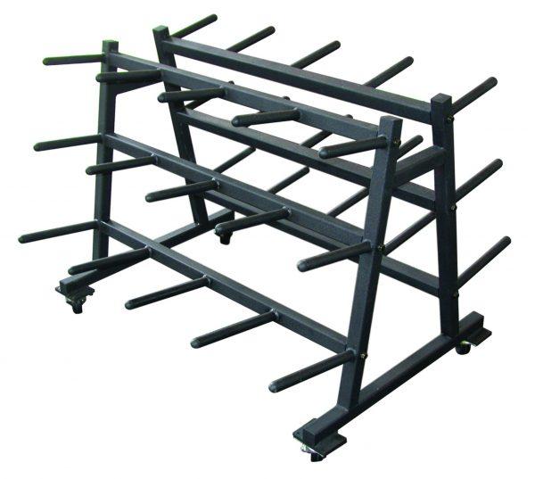 Mobile Aerobic Set Rack