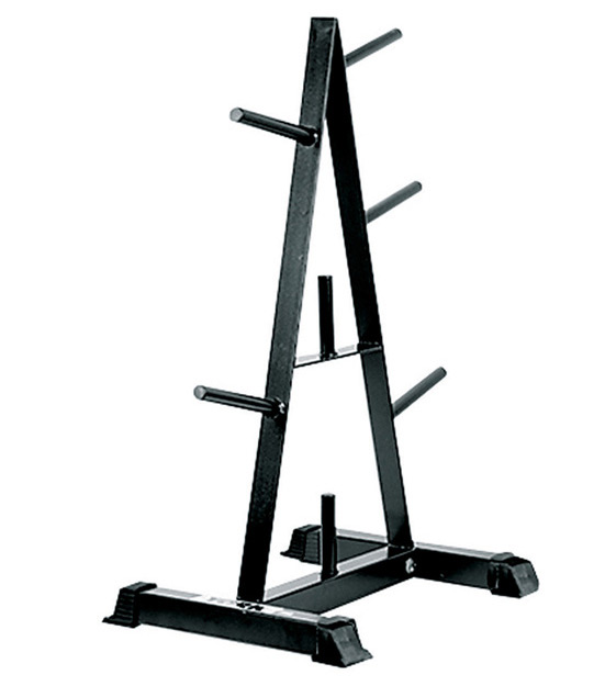 "Standard A-Frame 1"" Weight Plate Tree"