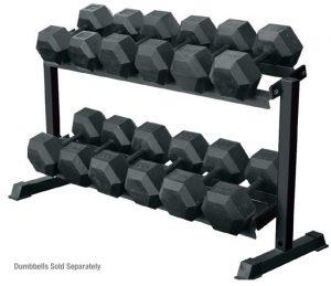 Pro-Hex Dumbbell Rack
