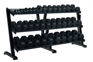 Dumbbell Storage Racks | Gym Equipment Storage Racks