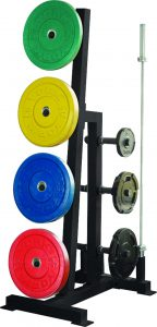 Weight Plate Storage Racks & Stands