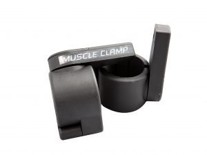 2″ Muscle Clamp Collars – Black (Pair)