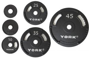 2″ G-2 Cast Iron Olympic Weight Plate
