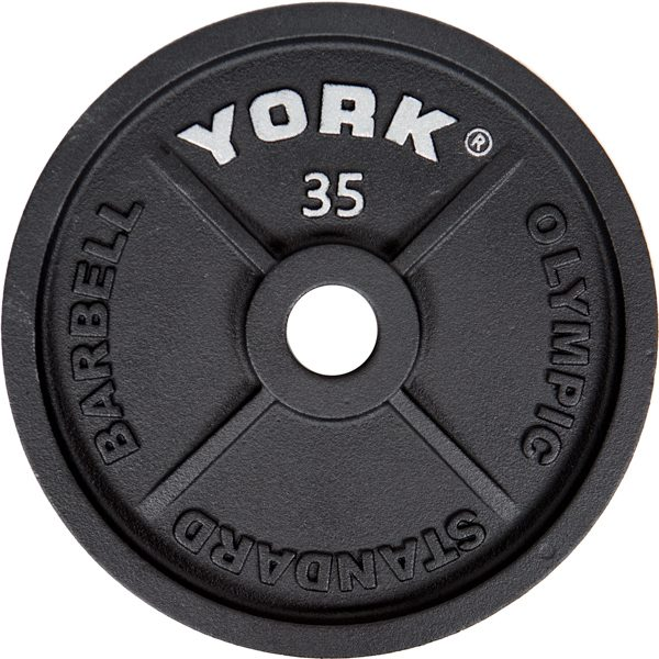 90 lbs total Details about  /Fitness Gear 45lb Olympic 2 inch Set of Two