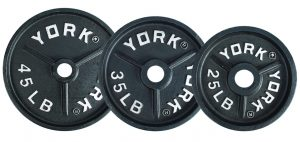 "2"" Deep Dish Olympic Weight Plate"