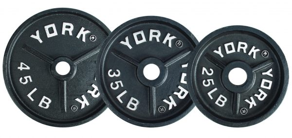 2  Deep Dish Olympic Weight Plate  sc 1 st  York Barbell & 2
