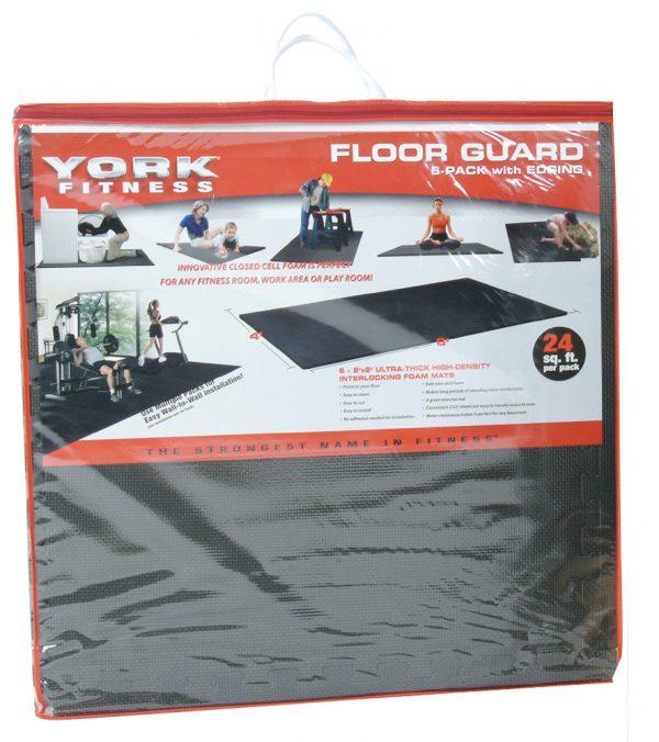Floorguards (Pack of 4) | Gym Equipment | York Barbell