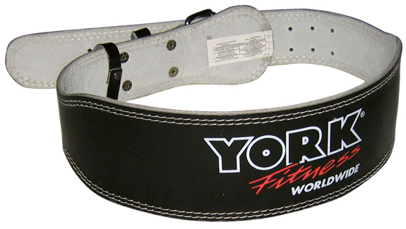 "4"" Padded Weight Lifting Belt"