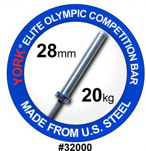 Men's Elite Olympic Competition Bar