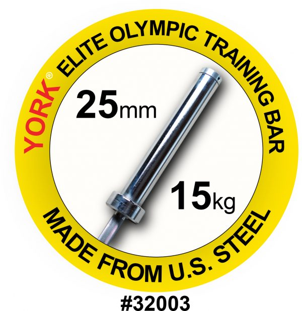 Women's Elite Olympic Training Weight Bar