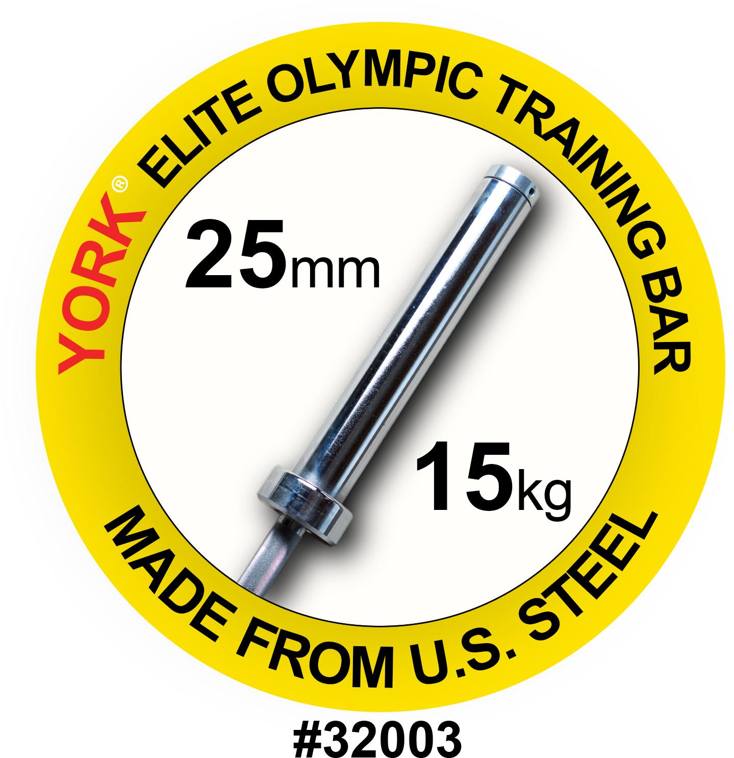 Women's Elite Olympic Training Weight Bar