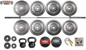 Starter Garage Gym Package | Home Gym Equipment