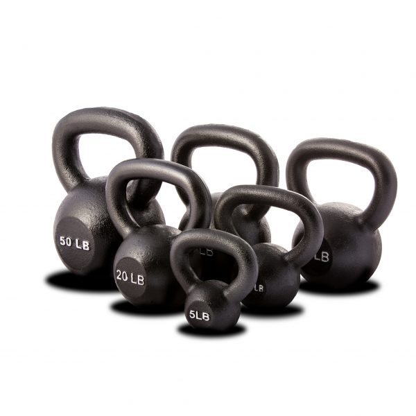 Kettlebells - Home Gym Equipment