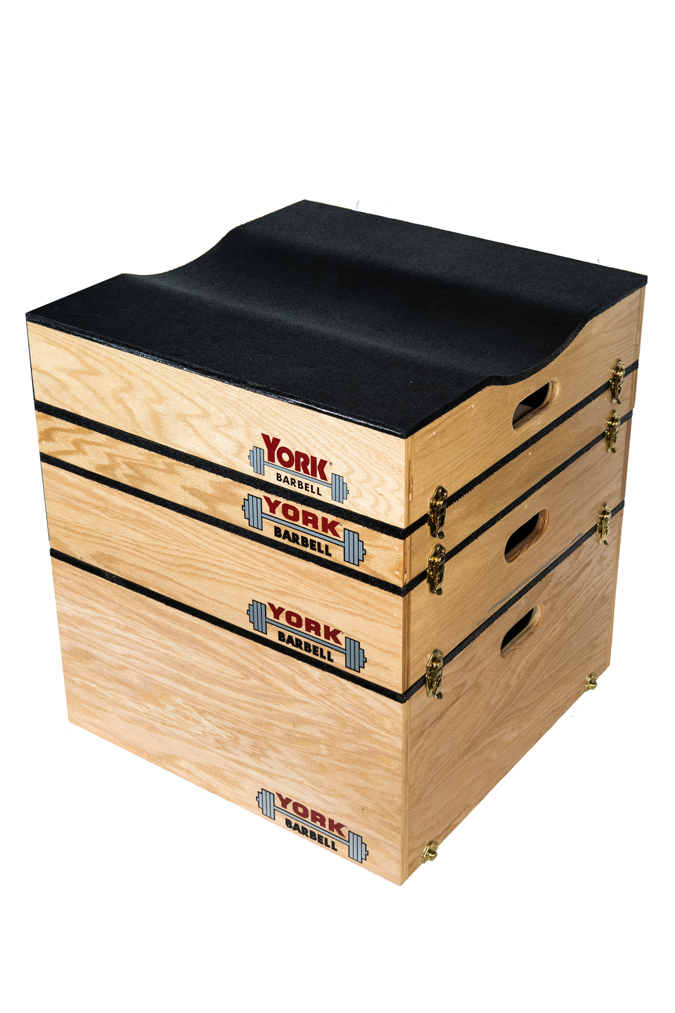 Stackable Plyo Step Up Box Gym Equipment York Barbell
