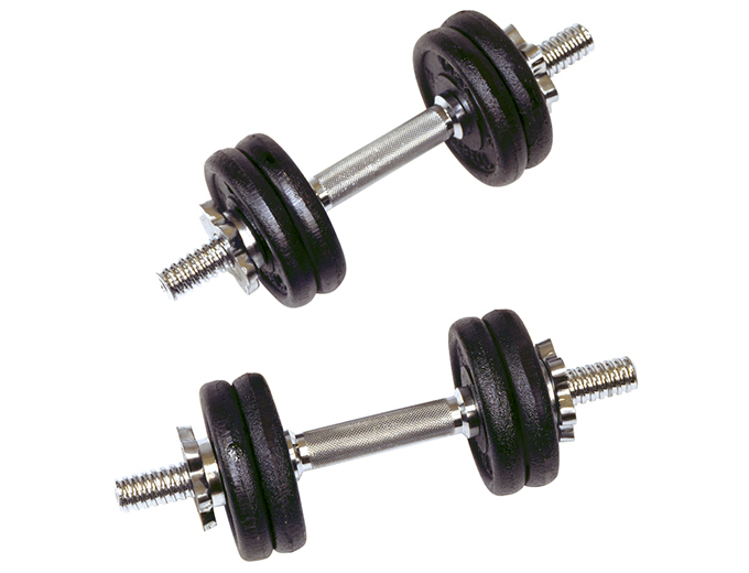 "1"" Dumbbell Handles/Sets"
