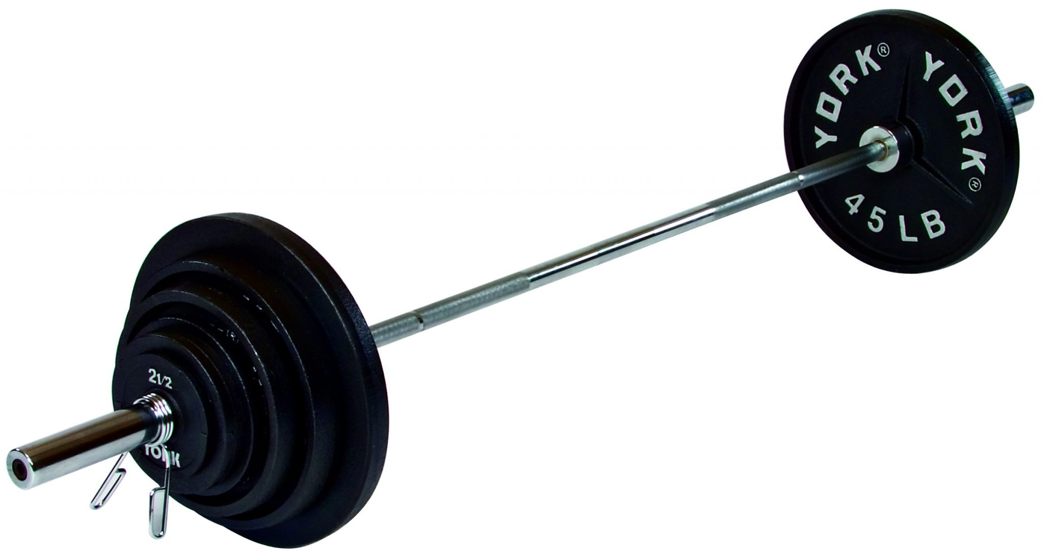 Deep Dish Olympic Weight Plate Set | Olympic Weightlifting | York Barbell