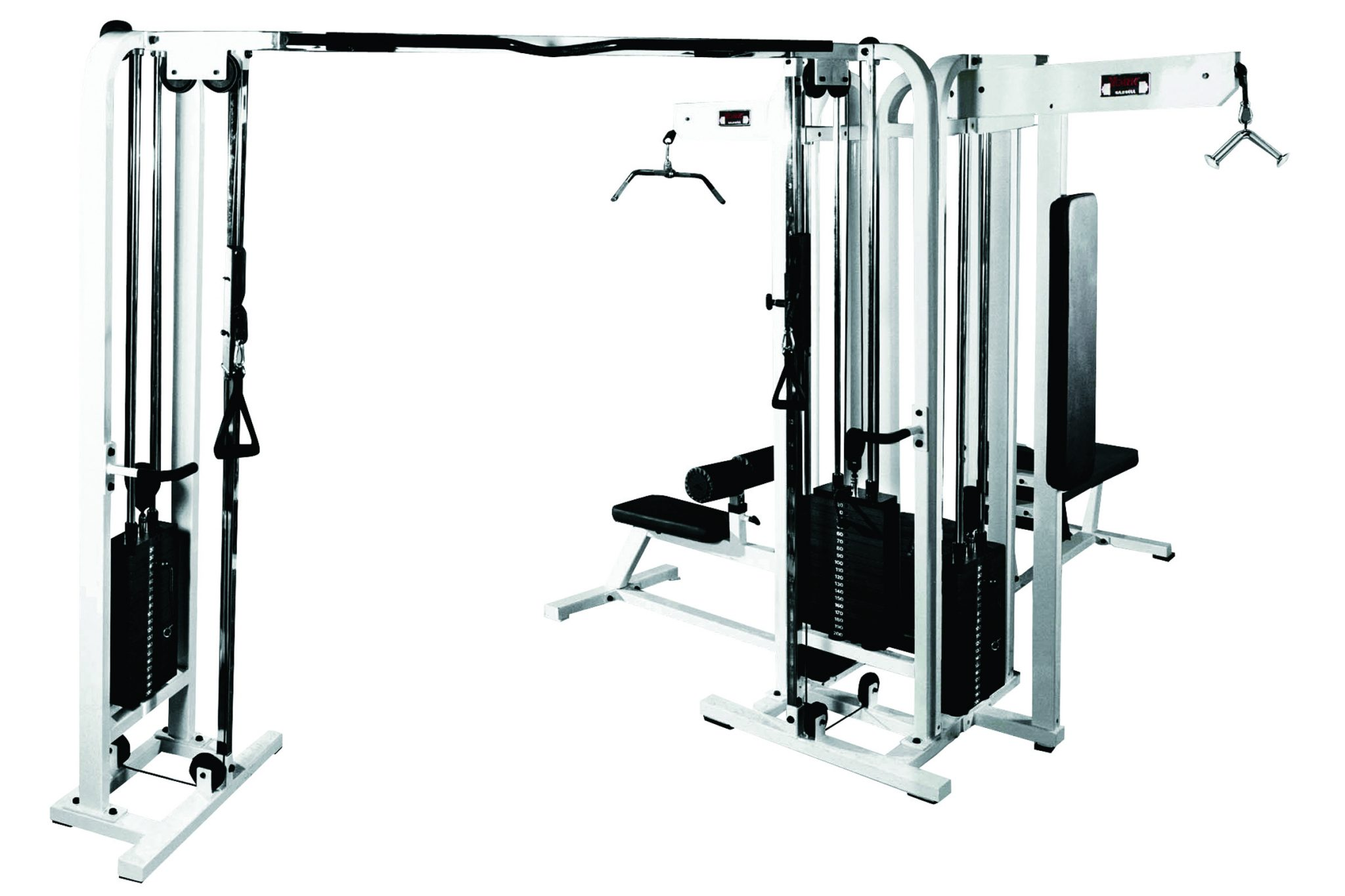 Cable Crossover Machine | Commercial Gym Equipment