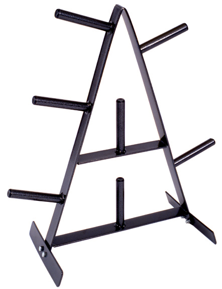 "1"" Weight Plate Stand 