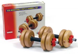 V30 Spin Lock Dumbbell Set | Gym Equipment