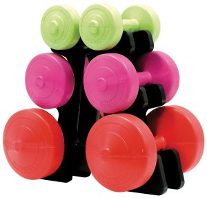 V36 Dumbbell Set | Dumbbells & Dumbbell Sets | York Barbell