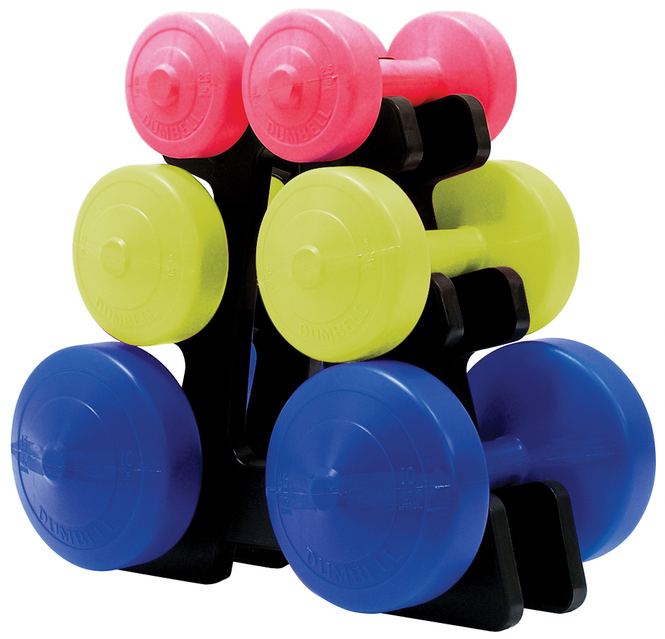 V36 Dumbbell Set 2 | Home Gym Equipment | York Barbell