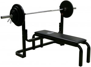 YORK 9201 Power Lifting Bench