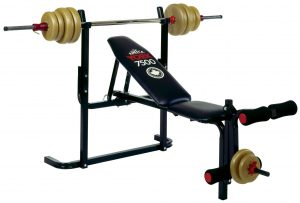 7500 Bench Press Machine | Home Gym Equipment